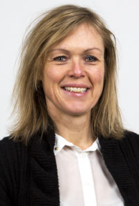 Professor Jorunn Helbostad (Co-Secretary)